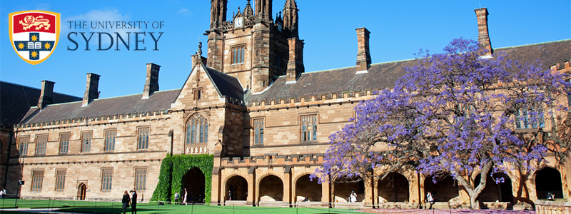 Pharmacy international relations sydney university