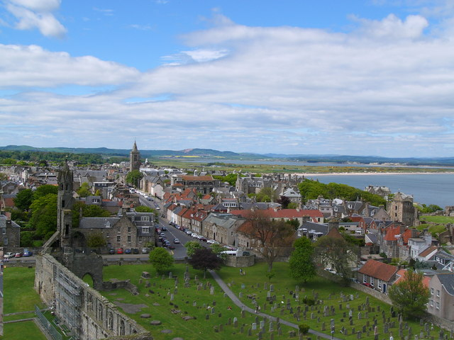 st andrews city