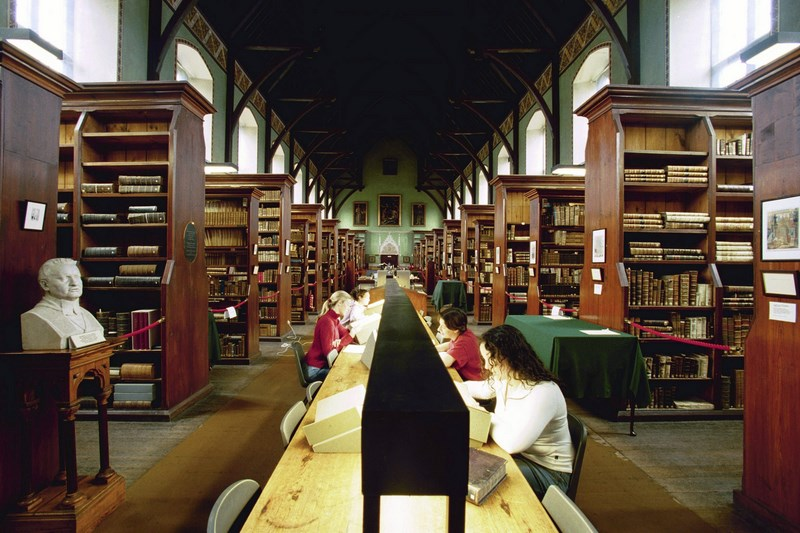 Maynooth library